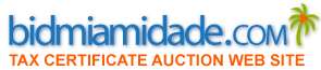 BidMiamiDade auction selection page